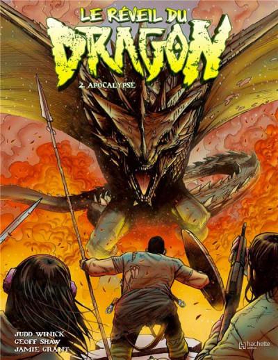 Couverture Le réveil du dragon tome 2