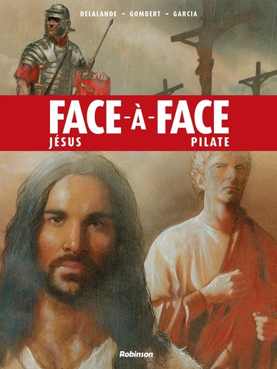 Couverture Face à face - Jésus VS Pilate