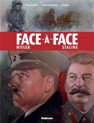 Couverture Face à face - Hitler VS Staline