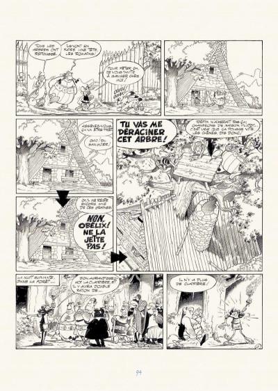 Page 5 Astérix - édition de luxe tome 17 - Astérix et le domaine des dieux