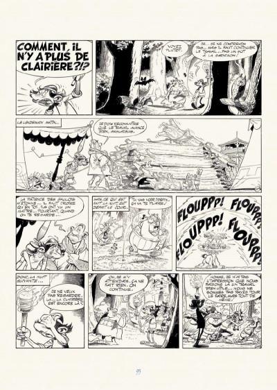 Page 6 Astérix - édition de luxe tome 17 - Astérix et le domaine des dieux
