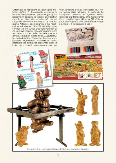 Page 8 Astérix - édition de luxe tome 17 - Astérix et le domaine des dieux