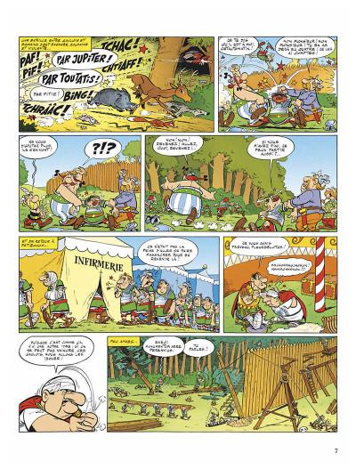 Page 0 Astérix - édition spéciale tome 5 - le tour de Gaule