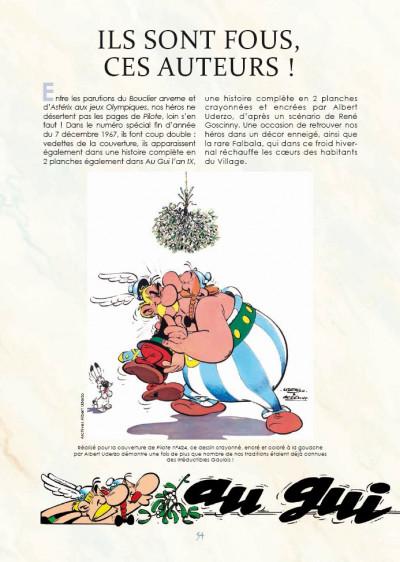 Page 2 Astérix tome 12 - Astérix aux jeux olympiques - édition de luxe