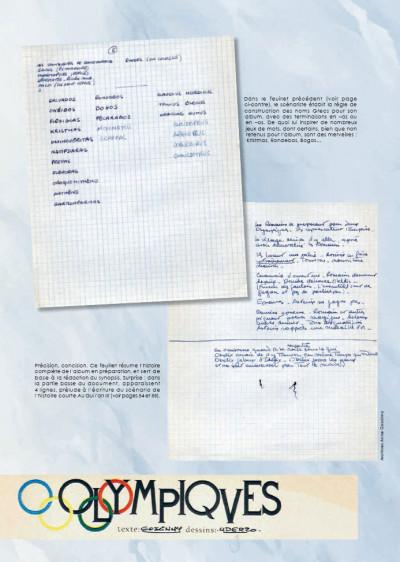 Page 5 Astérix tome 12 - Astérix aux jeux olympiques - édition de luxe