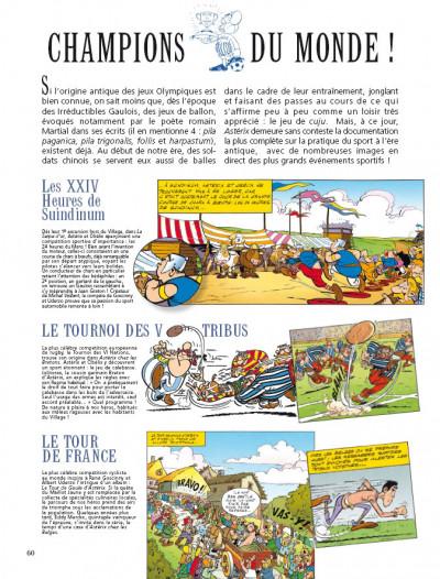 Page 3 Astérix - édition spéciale tome 12 - Astérix aux jeux olympiques