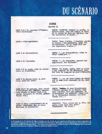 Page 5 Astérix - édition spéciale tome 12 - Astérix aux jeux olympiques