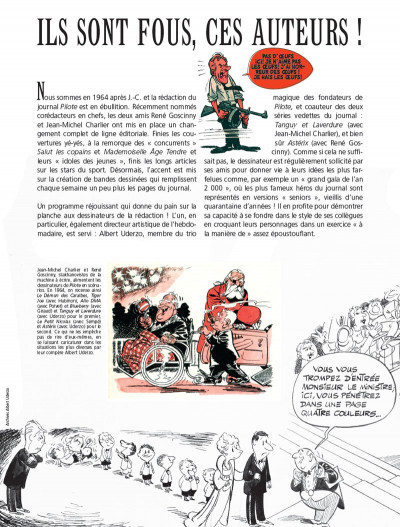 Page 2 Astérix - édition spéciale - Le combat des chefs