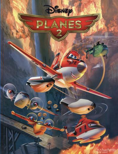 Couverture Planes tome 2