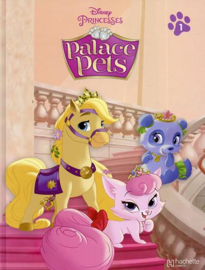 Couverture Palace Pets tome 1