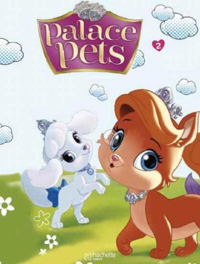 Couverture Palace Pets tome 2