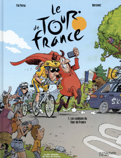 image de Le Tour de France tome 1
