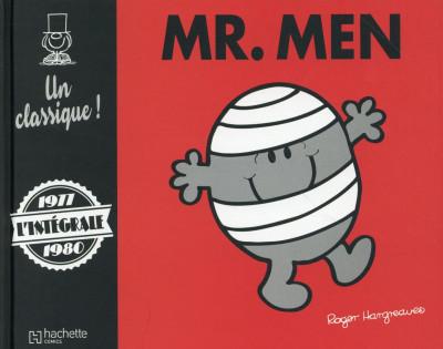 Couverture Mr. Men - Intégrale