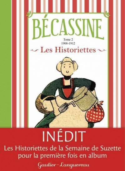 Couverture Bécassine - Les historiettes tome 2