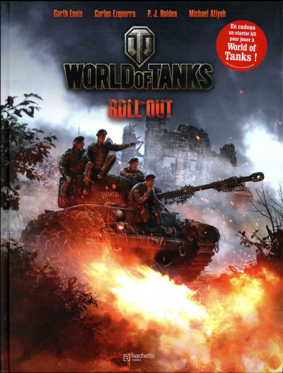 Couverture World of Tank tome 1