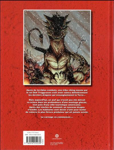 Dos Le réveil du dragon tome 1