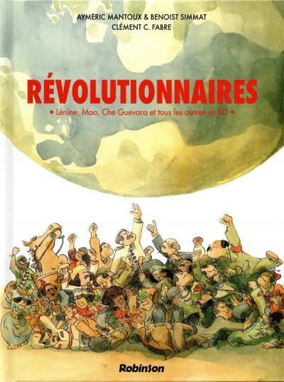 Couverture Les révolutionnaires