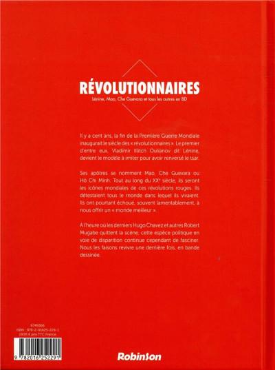 Dos Les révolutionnaires