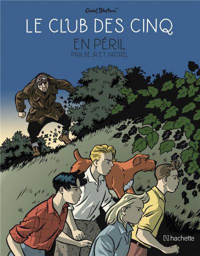 Couverture Le club des Cinq tome 5