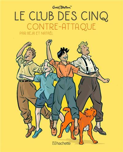 Couverture Le club des cinq - petit format tome 3
