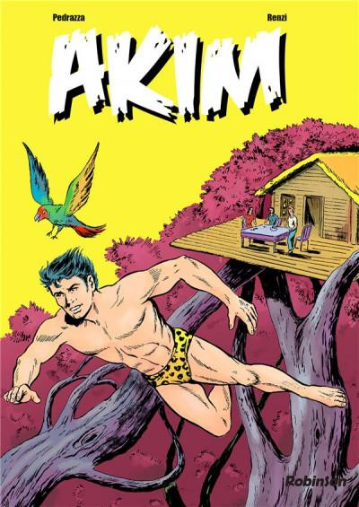 Couverture Akim - intégrale tome 2