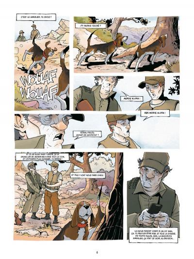 Page 2 On est chez nous tome 1