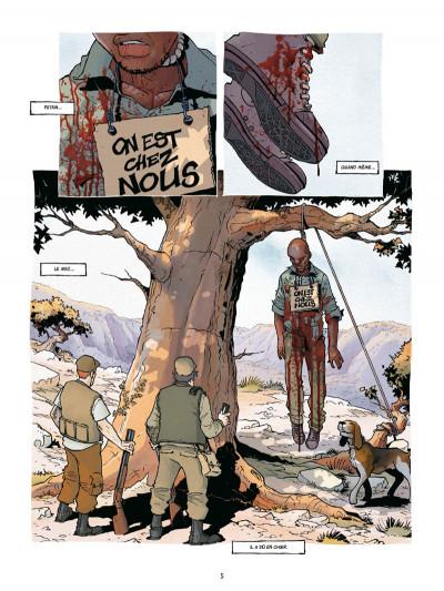 Page 3 On est chez nous tome 1