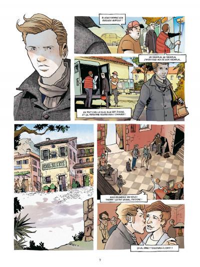 Page 5 On est chez nous tome 1