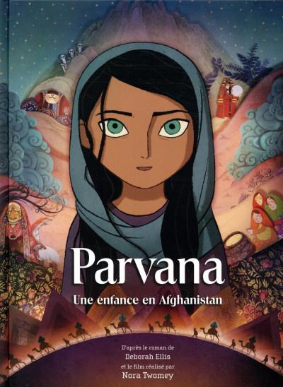 Couverture Parvana