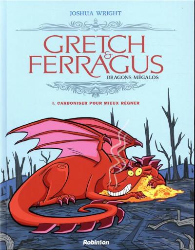 Couverture Gretch & Ferragus tome 1