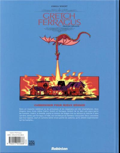 Dos Gretch & Ferragus tome 1