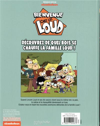 Dos Bienvenue chez les Loud tome 4