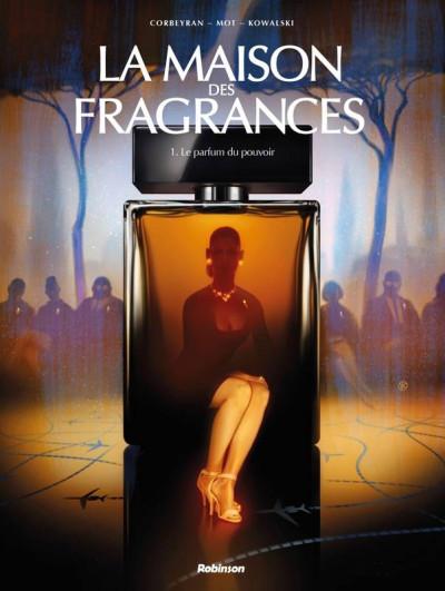 Couverture La maison des fragrances tome 1