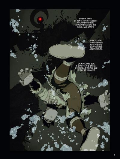 Page 1 La révolution des damnés tome 1