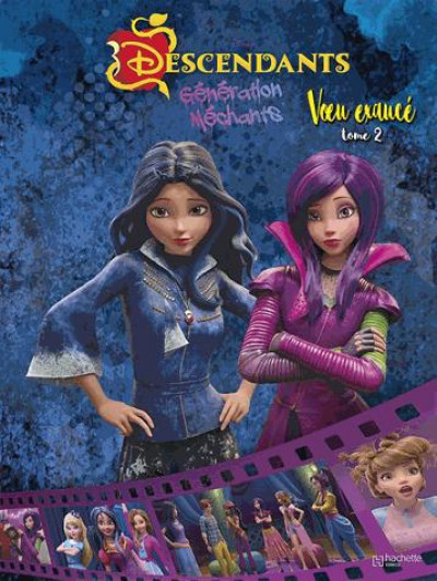 Couverture Descendants - Wicked world tome 2