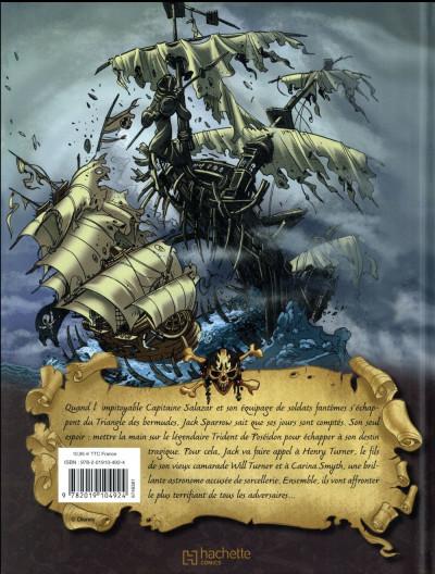 Dos Pirates des Caraïbes - La vengeance de Salazar