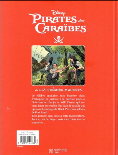 Dos Pirates des Caraïbes tome 2