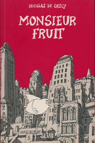 Couverture Monsieur fruit