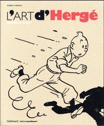 image de L'art d'Hergé