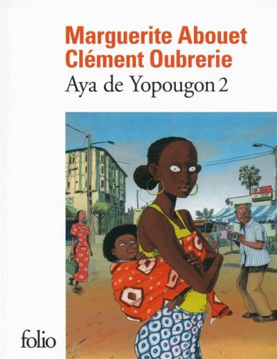 Couverture Aya de yopougon tome 2