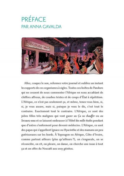 Page 2 Aya de yopougon tome 1