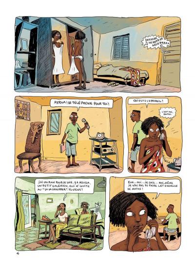 Page 8 Aya de yopougon tome 1