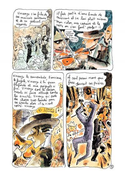 Page 5 Klezmer tome 2 - bon anniversaire scylla