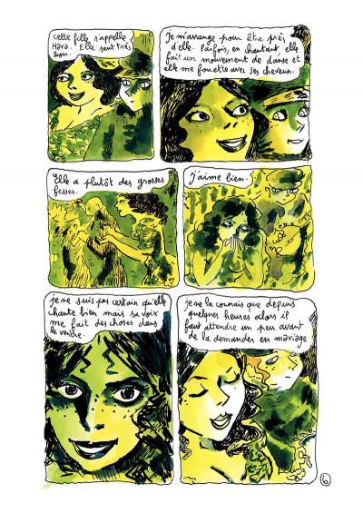 Page 8 Klezmer tome 2 - bon anniversaire scylla