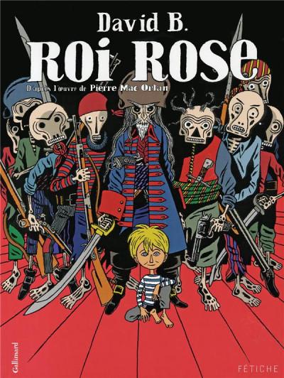 image de Roi rose