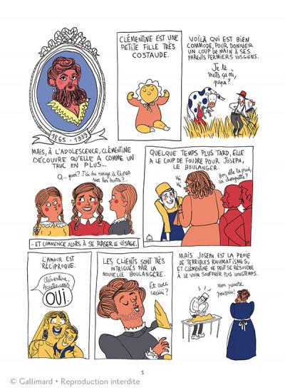 Page 1 Culottées tome 1
