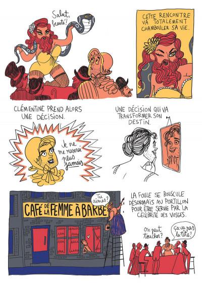 Page 5 Culottées tome 1