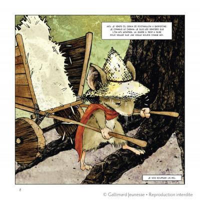 Page 3 Légendes de la garde tome 1