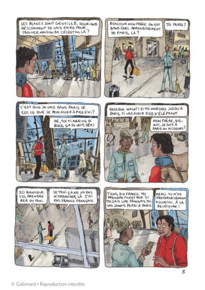 Page 3 Aya de yopougon tome 4