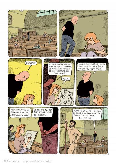 Page 2 Bienvenue tome 1